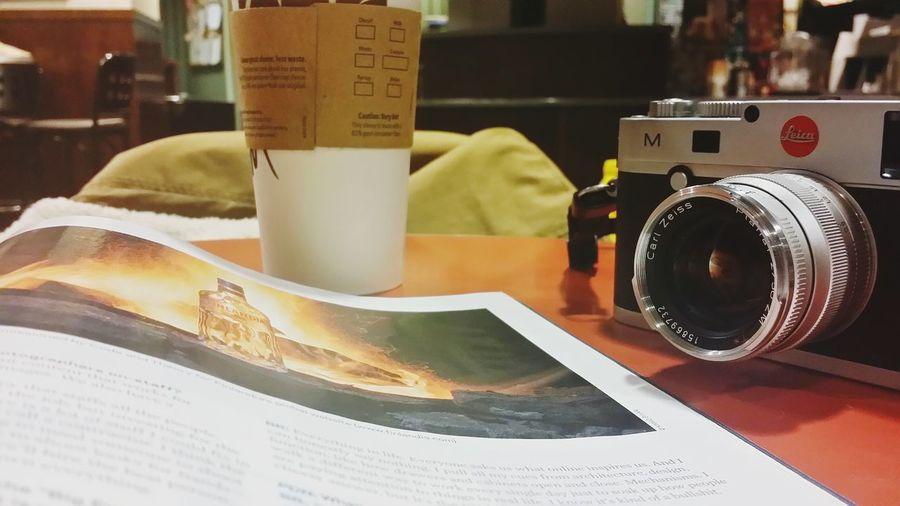 Study Leica Washington DC leicam240 starbucks love