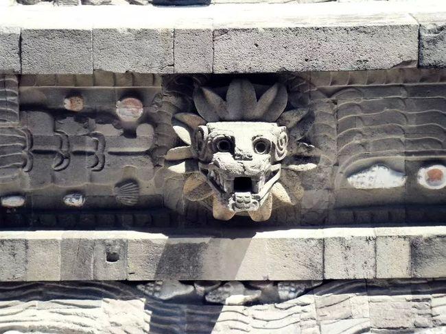 Quetzalcoatl Teotihuacan