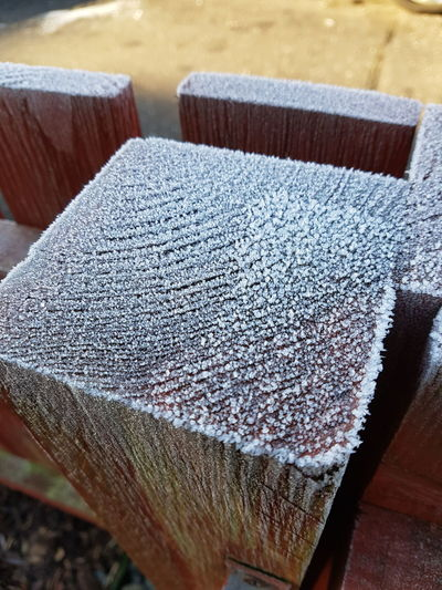 frozen fence Ice Frozen Fence Fencepost Frost Frosty Mornings Frosty Mornings Frosty Morning Frosty Morning Frosty Days Frosty Pattern Ice Crystal Crystal Ice Crystals Indoors  Food And Drink Day Food