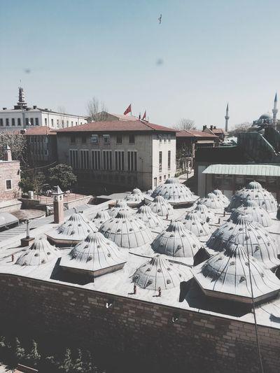 Building Exterior Architecture Built Structure Clear Sky Outdoors Day No People Sky City Nature Istanbul Photography VSCO University EyeEm Best Shots EyeEm EyeEmBestPics EyeEmNewHere EyeEm Best Shots - Landscape EyeEm Nature Lover EyeEm Best Edits