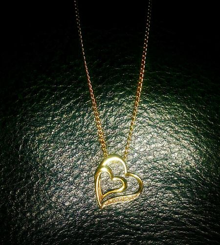 Gold Necklace Gold Chain  Gold Pendant Gold Goldnecklace GoldChains  Gold Chains Goldchain GoldPendant Gold Jewelry Gold Jewellery Love Hearts Pendant Chain Pendants Double Love Hearts Love Heart Lovehearts Loveheart DoubleLoveHearts Love Jewelry Jewellery Double Necklace