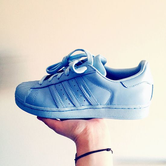 Adidas Supercolor Sneakers Pharell Williams in love😍