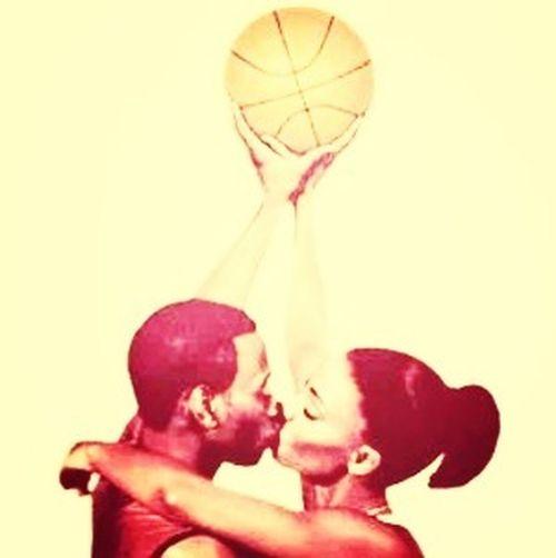Love♥ Love And Basketball ❤️?