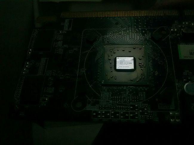 Gpu Dead Gpu Dark Light Technology Chip