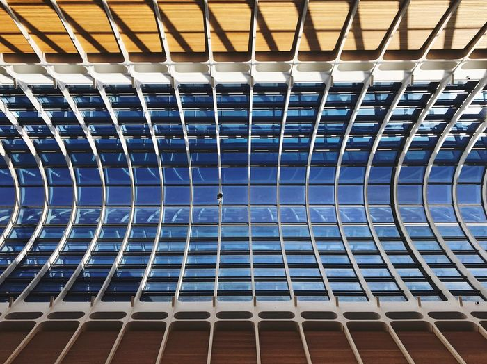 Architecture Built Structure No People Indoors  Low Angle View Day Full Frame Close-up