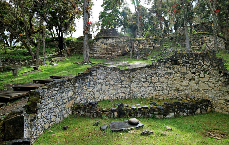 Ruins of the