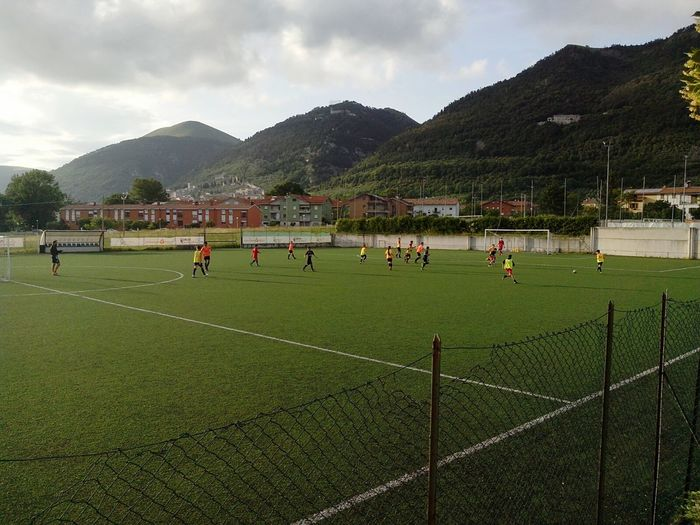 Football Fever Giovanissimi Young Players Football Field FIGC Love For Football Mens Sana In Corpore Sano Football Training Italian's Football Football In The DNA Mixed Team Football Is Here Gubbio