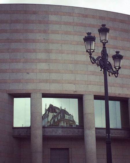 Architecture Building Exterior Built Structure Window No People Outdoors City Urban Geometry Urban Urbanphotography Street Streetphotography Reflection Window View Mirror Architectural Feature Architecture Low Angle View Façade Round
