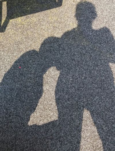 Shadow Coupleselfie Couple - Relationship Sunny Day Fine Art Eyeem Photography EyeEm Gallery EyeEm
