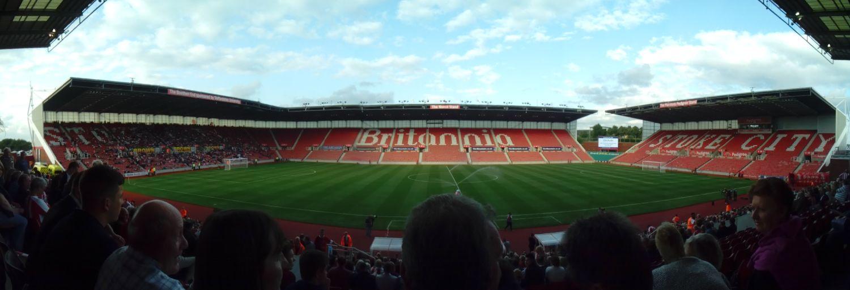 Stoke Football Britannia