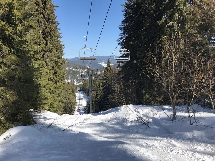 Lift Snow