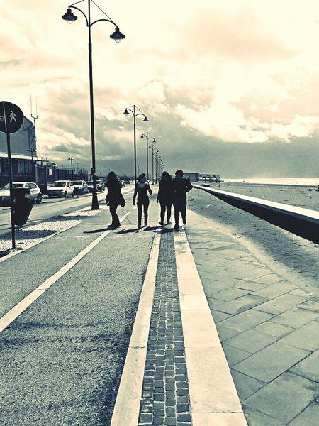 Italy Mondragone Beach Seaside Sea Enjoying Life Keep Calm And Snap On Streetphotography