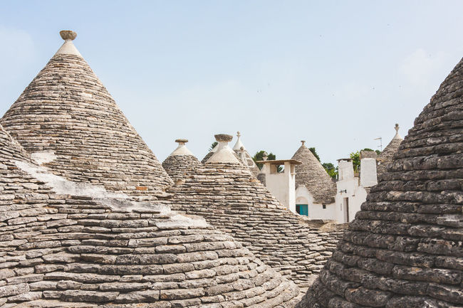 Alberobello... EyeEmNewHere Ancient Ancient Civilization Architecture Building Exterior Built Structure Country House Countryside History No People Old Ruin Outdoors Travel Destinations Trulli The Week On EyeEm EyeEm Selects Italy 🇮🇹 Storic Adventures In The City