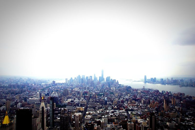 Travel NYC Street City Built Structure Architecture Crowded Cityscape Building Exterior Lookaroundyou Skyscraper Justfeeling Urban Skyline Day Viewaboutpeopleandlife First Eyeem Photo Traveltheworld 360° Panoramic Photography High Angle View FAR AWAY G.photo