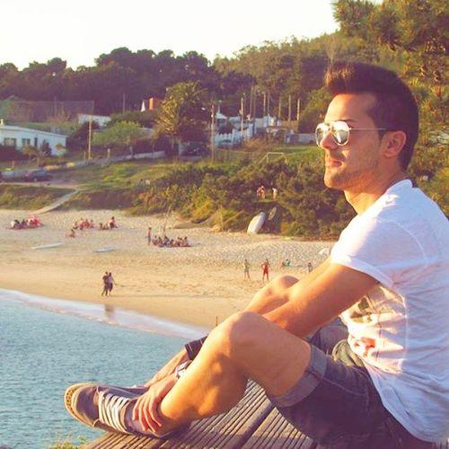 Viajamos para cambiar,no de lugar,sino de ideas... Dayslikesummer Beach Galifornia Statesofmind Sta .Martabeach Riasbaixas Cangas Paradise Zenplaces Blueelements Vscocam Beautifulplace Desconectingdays