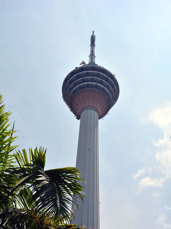 Mar'18: Kuala Lumpur Tower (Menara Kuala Lumpur) KL TOWER Kuala Lumpur Kuala Lumpur Malaysia  Kuala Lumpur, Malaysia Kuala Lumpur Tower Malaysia Photography Malaysia Truly Asia Malaysian Culture Malaysian Food Menara Kuala Lumpur Architecture Building Building Exterior Built Structure Cloud - Sky Communication Communications Tower Day Kuala Lumpur City Center Low Angle View Malaysia Malaysia Scenery Malaysian Malaysianphotographer Malaysianstreet Menara Kl Nature No People Office Building Exterior Outdoors Palm Leaf Palm Tree Plant Sky Skyscraper Spire  Tall - High Tower Travel Travel Destinations Tree Tropical Climate EyeEmNewHere