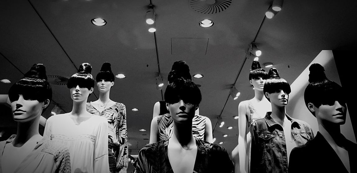 Character is more important today than ever before. Open Edit Same Same But Different Blackandwhite Photography Faces Woman Window Shopping The Portraitist - 2015 EyeEm Awards