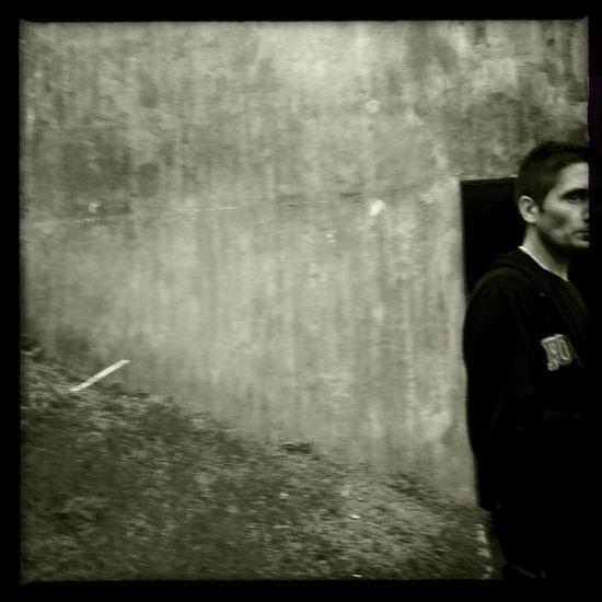 Monochrome Streetphotography Hello World Graslund