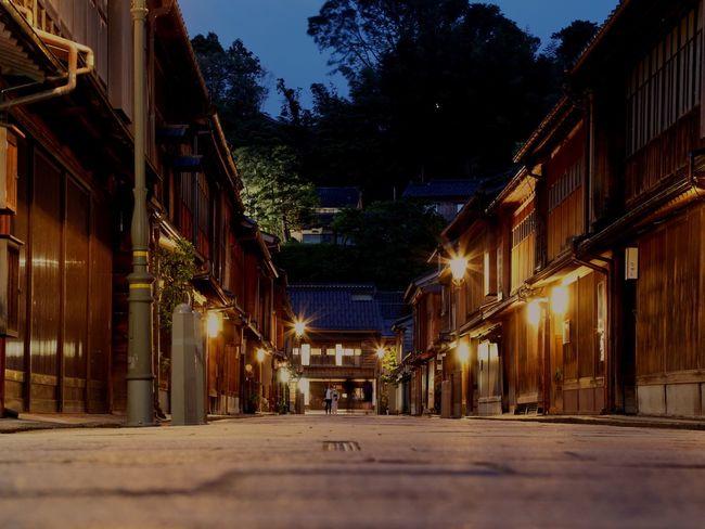Japan Photography Street Japan Scenery Kanazawa Machiya Nightphotography Streetphotography ひがし茶屋街 Japan Taking Photos Tradition Japanese Culture The Architect - 2016 EyeEm Awards