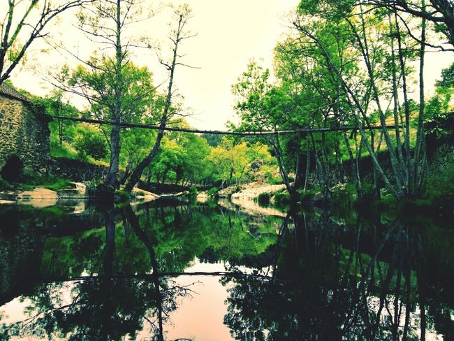 Reflection Water Standing Water Nature Outdoors Beauty In Nature No People First Eyeem Photo EyeEmNewHere