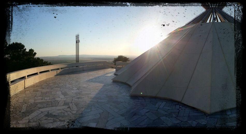 Khans Tent