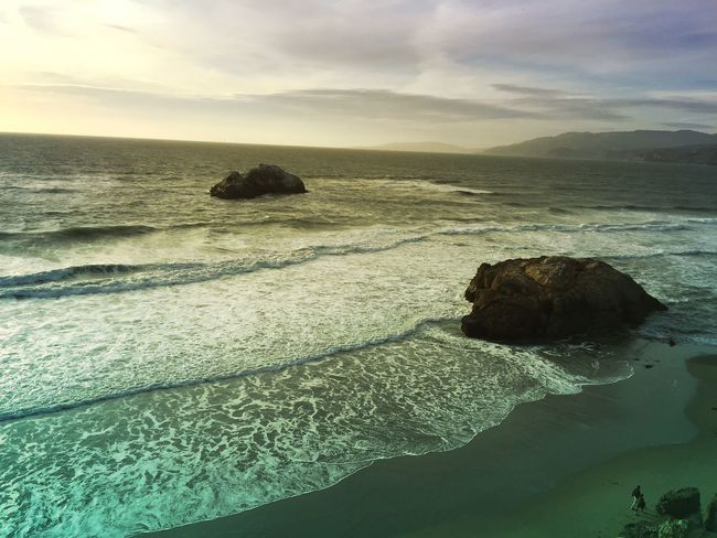 Check This Out Landscape Nature Outdoors Travel Sea Minimalism IPhoneography Faded