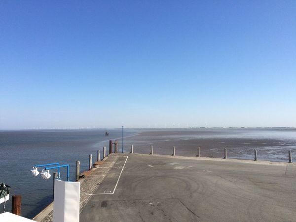 Ferryboat to Amrum