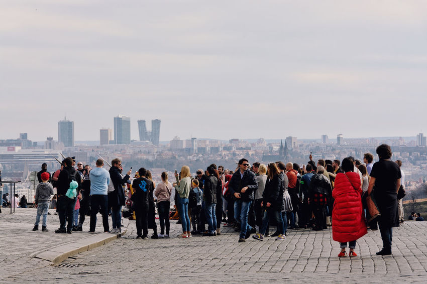I hate tourists. Tourist Architecture City Cityscape Crowd Group Of People Large Group Of People Leisure Activity Lifestyles Real People Skyscraper Standing Tourism Travel Destinations The Traveler - 2018 EyeEm Awards