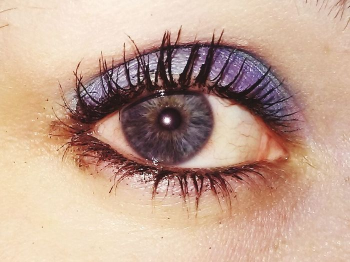 Pretty Eye Crumbly Makeup