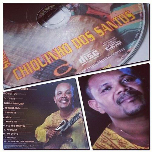 """Ouvindo o CD do meu padrinho @chiquinhodossantos um dos Maiores e Melhores Compositores do Brasil! """" Acorda Meu Brasil """" Ouçam Músicas de Qualidade. SentimentoEVoz Acordabrasil MeuDom Compositor FaçaUmPretinhoFeliz ObrigadoBrasil Sound Music Brazil World GiveMe GiveMeEnergy Odp OusadosDoPoder Instagood Brother AlagoasAcontece Maceió Alagoas Brasil Pagode90 PagodeDeQualidade PagodedoPretinho PagodeDasAntigas PagodeAgora"""