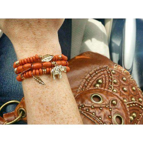 Ilovemyelephant Favoriteanimal Gentlebeasts Bracelets safari