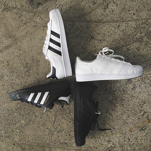 Adidas Superstar Blackandwhite Ultimate LaGrandBoutiqueUltimate