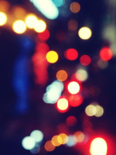 First Eyeem Photo Night Nightphotography Tumblr Bokeh Bokeh Photography Bokeh Lights City