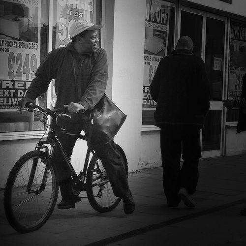 Blackandwhite Streetphoto_bw Urban