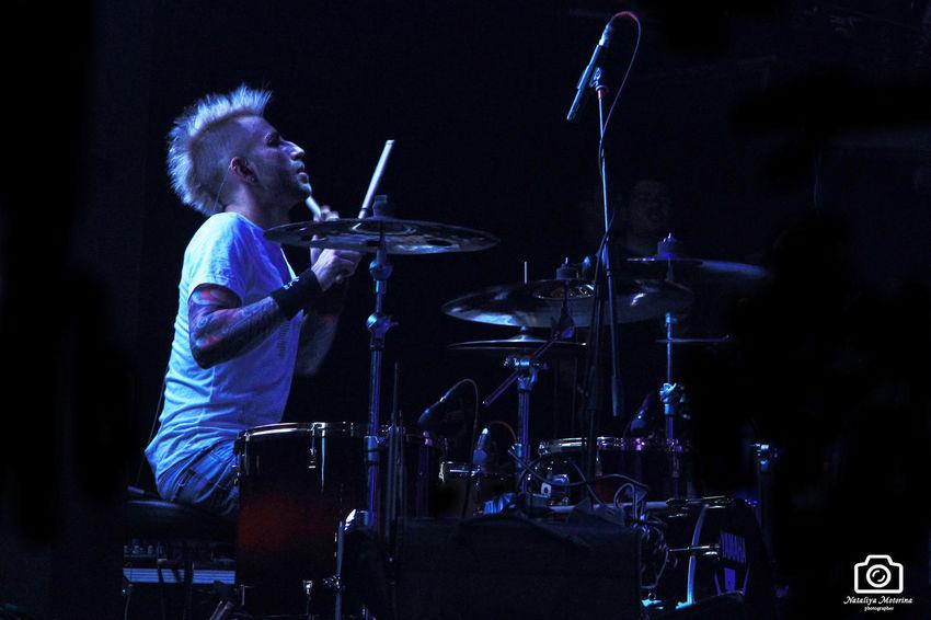 Bangkok Club Cocer_spaniel Drummer Music Musicband NoizeMc Redclu