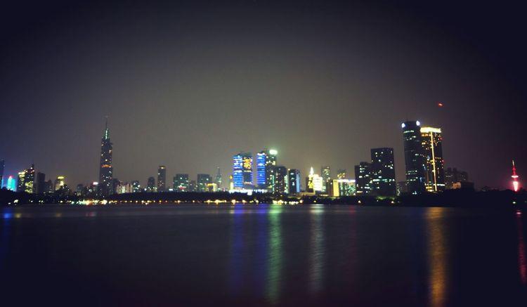 Night City Water