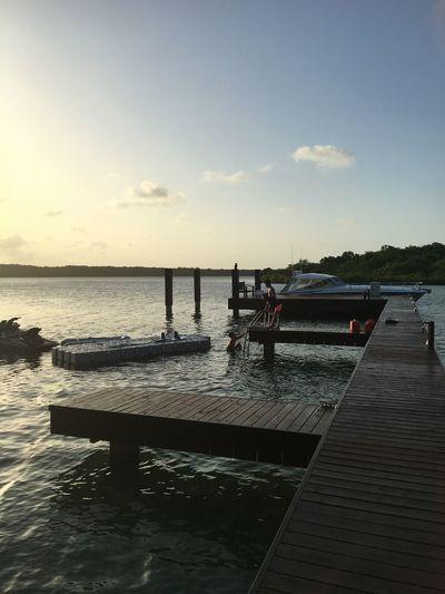 Sunset Antigua And Barbuda