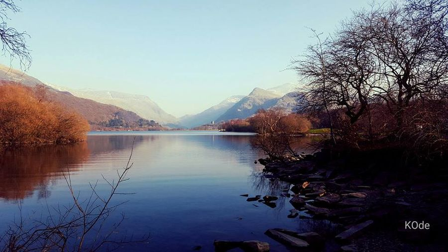 Llanberis Lagoons, one of my favourite places to visit. First Eyeem Photo Outdoors Beauty In Nature Landscape