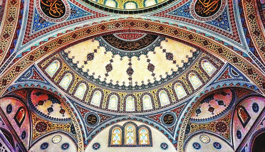 --Mosque-- Mosque Mosque Turkey Colors Impressive Colorful Symmetry Symmetrical Türkiye Turkey Manavgat