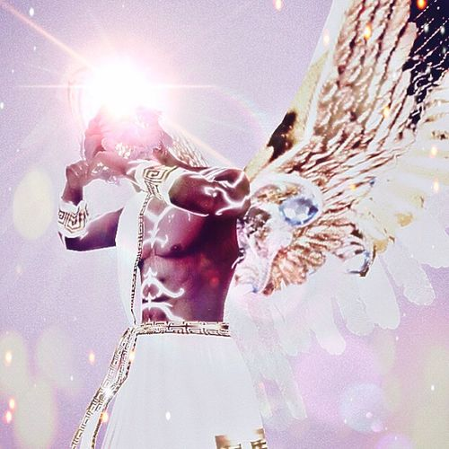 Imvuavatar Light And Shadow Character IMVU Haiimatsu Light Angel Celestial Inspired