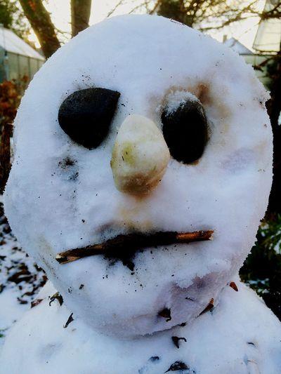 Schneemann Snowman 1stSnow Tadaa Tadaa Community