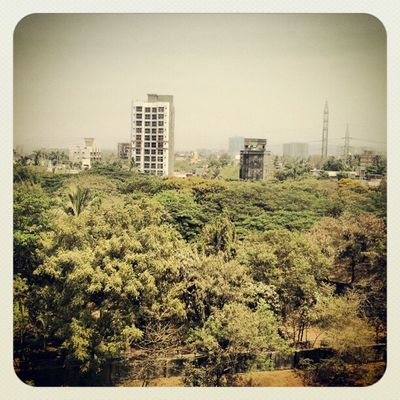 Kjsce Mumbai Birdseye Nature beautiful