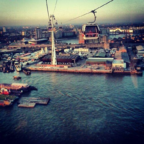 Emiratesair London Cable Car London Olympics 2012