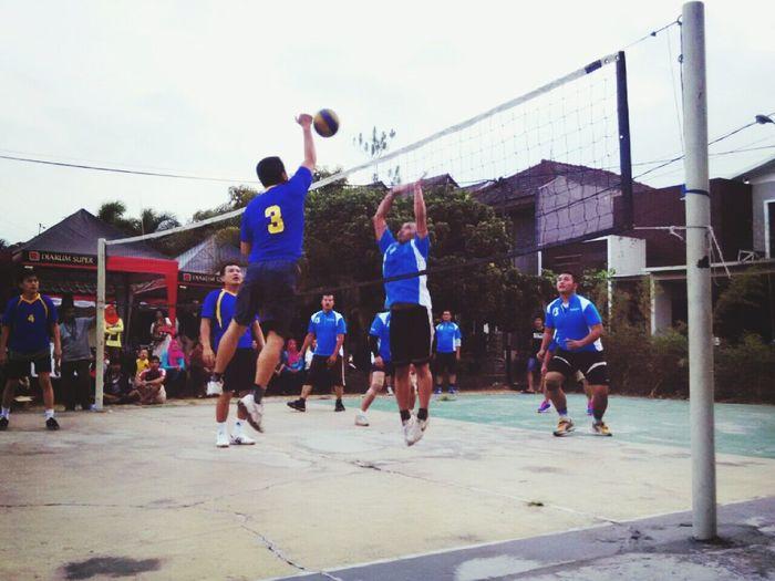 Jump Volleyball Tournament Sports Photography Sportivitas Blocked