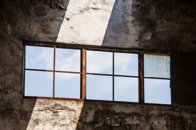Porto Vecchio di Trieste Architecture Building Built Structure Cloud - Sky Day Geometric Shape Glass - Material Indoors  Low Angle View Nature No People Sky Sunlight Wall Wall - Building Feature Window Window Frame The Architect - 2018 EyeEm Awards