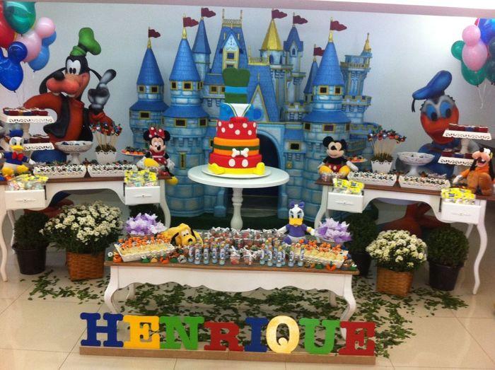 Festinha 3 anos do Henrique!!! Perfeita :)
