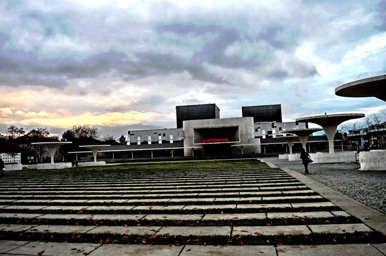 My Trip In Germany Darmstadt Urban Geometry ☁?
