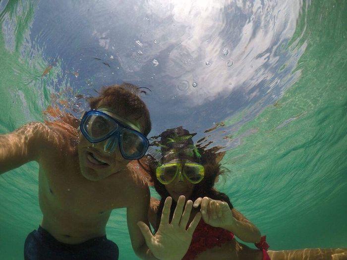 The Week On EyeEm Underwater UnderSea Sea Water Swimming Adventure Vacations Snorkeling Nature Summer Sea Life Day Leisure Activity The Week On EyeEm