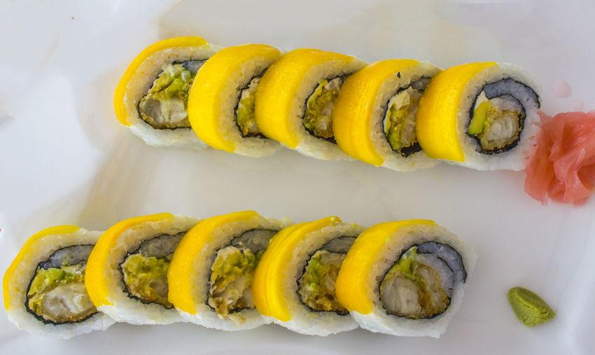 Close-up Food Freshness No People Ready-to-eat Still Life Sushi Sushi Time Sushi! Sushiaddict Sushilover Sushitime