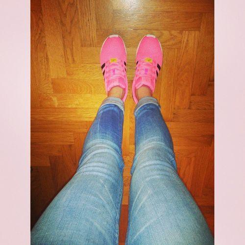 Scarpe sobrie ne abbiamo? Adidas Ioelamiaossessione Love Pink